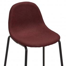 veļasmašīnas plaukts, 64x25,5x190 cm, skaidu plāksne, melns