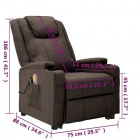 sienas spogulis, taisnstūra, 60x110 cm, melns