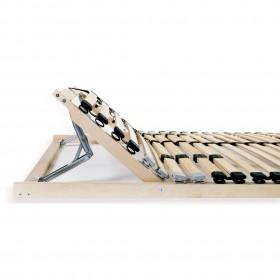 magnētiskais velotrenažieris ar pulsa mērītāju, melns, sarkans
