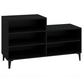 plauktu dēļi, 4 gab., pelēki, 40x30x1,5 cm, skaidu plāksne