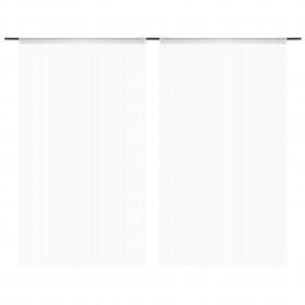 dārza sola matracis, 120x50x4 cm, spilgti zaļš audums