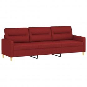 7-daļīgs virtuves skapīšu komplekts, balts, skaidu plāksne