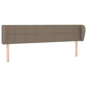 Krēsls kempinga Atom Outdoors 50x80x50cm melns/pelēks
