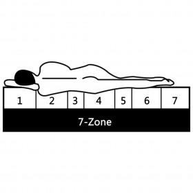 skapis, 80x35,5x180 cm, kokskaidu plāksne, betona pelēks