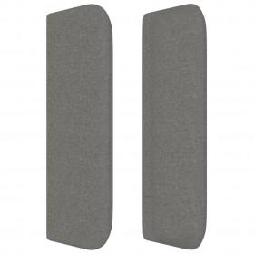 pufs, adīts ar rokām, 50x50x30 cm, kokvilna, sinepju dzeltens