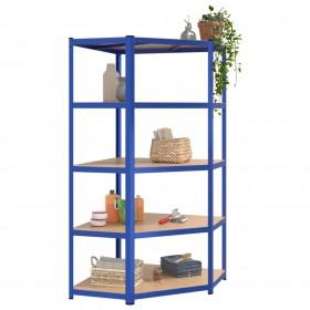 Chindi galda paliktņi, 4 gab., bēši, 30x45 cm, kokvilna