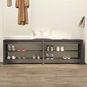 virtuves galds, 160x80x76 cm, betona pelēks, skaidu plāksne