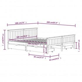 dušas durvis, rūdīts stikls, 91x195 cm, melnas