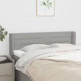 baroka stila sienas spogulis, 50x40 cm, balts