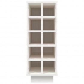 dārza komposta kaste, 120x120x70 cm, impregnēts priedes koks