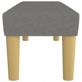 konsoles virtuves krēsli, 2 gab., balta mākslīgā āda