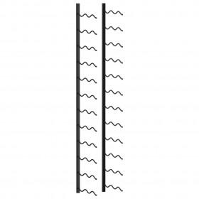 āra paklājs, 190x290 cm, brūns PP