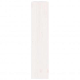 āra paklājs, 160x230 cm, balts un melns PP