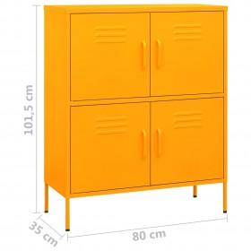 kaste, 80x30x35 cm, alumīnijs, sudraba krāsā