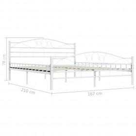 griestu ventilators, 142 cm, balts