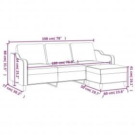 bāra galds, 150x70x107 cm, pārstrādāts masīvkoks