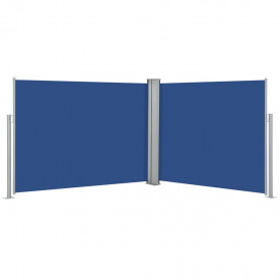 izvelkams sānu aizslietnis, zils, 170x1000 cm