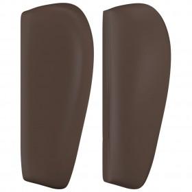 velosipēda piekabe ar somu, saliekama, melna