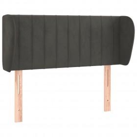 griestu ventilators ar lampu un pulti, 76 cm, gaiši brūns