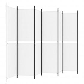 šūpuļsols ar gaiši zilu matraci, 120 cm, masīvs tīkkoks