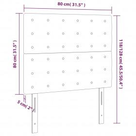 dušas pamatne, 100x70 cm, SMC, brūna