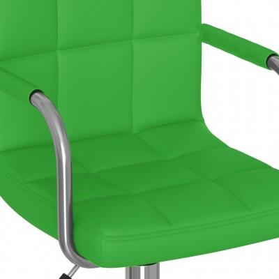 vidaXL paklājs, pīts, apaļš, 90 cm, džuta