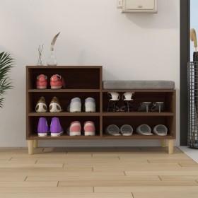 saliekams masāžas galds, 4 daļas, alumīnijs, balts ar rozā