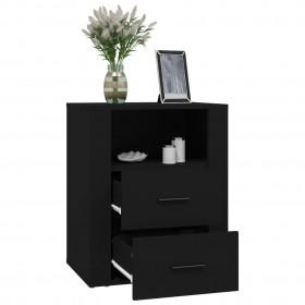 saliekams masāžas galds, 4 daļas, alumīnijs, melns ar sarkanu