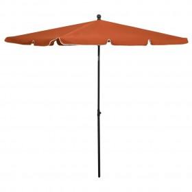 vidaXL futbola vārti ar tīklu, 2 gab., 182x61x122 cm, tērauds, balti