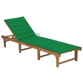 vidaXL dārza gulta ar jumtiņu, brūna, 190x130 cm, PE rotangpalma